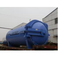 Cheap Horizontal High Pressure Composite Autoclave Pressure Vessel Of Aircraft Making for sale