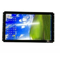 China Slim 24 inch USB Pro Capacitive Touch Screen Hdmi RGB LVDS Display on sale