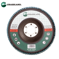 "Quality Metal Stainless Steel Sanding 125mm 5"" Zirconium Flap Disc Wheel wholesale"