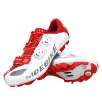 China Colored Bicycle Racing Shoes Clipless Shoes Mtb Shoes Compatible With SPD on sale