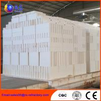 Quality Low density JM 23 Mullite Brick Homogeneous structure  for Annealing Furnace wholesale