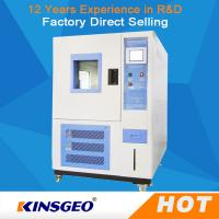 Quality 150L R23\R404A Programmable Temperature And Humidity Controlled Chambers For Electronic Industrial wholesale