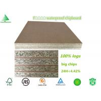 China China factory wholesale cheap water proof F4 star 6'X8' 18MM raw particleboard for wood door on sale