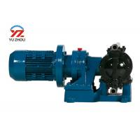 Quality Electric Motor Drive Air Diaphragm Pump , Stainless Steel Sewage Pump wholesale