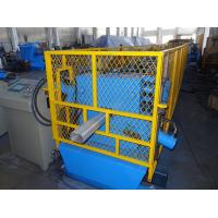 Quality Hydraulic Cutting Type Downspout Roll Forming Machine For Square Shape Down Pipes wholesale