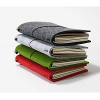 Quality A4 A5 A6 A7 B5 B6 line felt recycled journal notebook wholesale