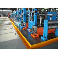 Quality High Frequency Welding Pipe Making Machine and ERW Steel Pipe Production Line wholesale