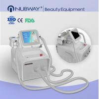 Quality Portable fat freezing cryolipolysis machine,3 interchangeable cryo handles wholesale