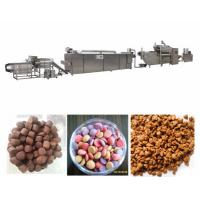 China Automatic Pet Food Extruder Machine , Stainless Steel Dog Food Extrusion Machine on sale