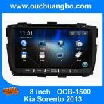 Quality Ouchuangbo car Radio DVD for Kia Sorento 2013 GPS Sat Nav Multimeia Kit iPod USB Italy map wholesale