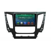 Quality Android Mitsubishi Pajero Car Stereo 2G ROM + 32G Ram With Car Os Android wholesale