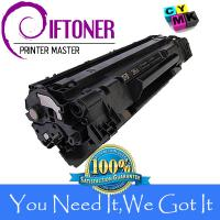 China HP CB436A (HP 36A) Compatible Black Laser Toner Cartridge on sale