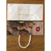 Quality twisted handle paper bags wholesale