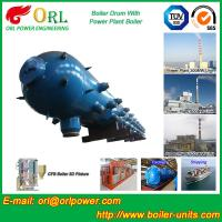 Cheap Stainless steel boiler mud drum SGS for sale