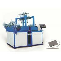 Quality Servo Type Plastic Tank Crimping / Clinching Machine for aluminum radiator wholesale