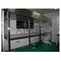 Quality Customized Size Vertical Laminar Airflow Hood , Stainless Steel Housing Biological Safety Cabinet / Hood wholesale