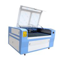 Cheap Cheap 1390 Titanimum Plate OSB Board Laser Cutter Engraver Machine with Dual Heads for sale