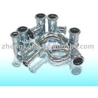 China Compatible Small Stainless Steel Threaded Fittings With Female Thread Branch on sale
