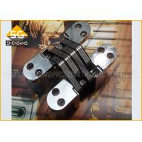 Quality Interior Use Zinc Plated Concealed Door Hinges 180 Degree Gemel wholesale