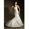 Buy cheap Graceful 2012 Taffeta Mermaid Bridal Wedding Gown from wholesalers