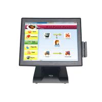 China 15 Inch All In One Pc Pos Terminal Pos System Touch Screen Cash Register With MSR POS2119 on sale