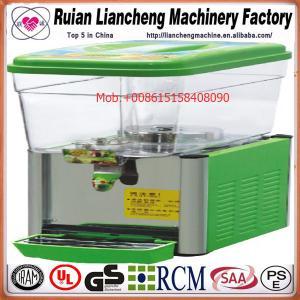 Quality 110/220V 50/60Hz spray or stirring European or American plug open top beverage cooler wholesale