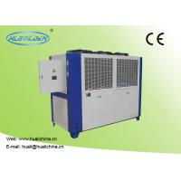 Quality R22 Refrigerant Industrial Water Cooled Chillers With Overload Current Protection wholesale