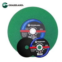 Quality Grit 60 Grassland 125 X 2.0 X 22.2mm Stainless Steel Grinder Disc wholesale