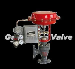 China ZJHJ precise small-scale pneumatic membrane regulates the angle valve on sale