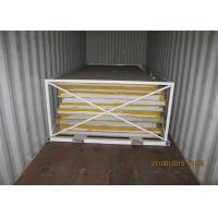 Quality Light weight Refrigerated Food Truck Insulated CKD Panels Fixing On Truck Chassis wholesale