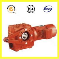 Quality Torque-arm-mounted helical-worm gear motor(S series) wholesale