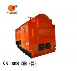 Quality Industrial Biomass Fired Steam Boiler 6 Ton 8 Ton 10 Ton Conveyor Feeding Mode wholesale