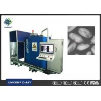 Quality Agriculture Industrial X Ray Inspection Systems Vegetable Fruit Installed wholesale