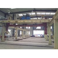 Earthquake Resistant Light Weight Brick Making Machines , Automatic Sand Lime