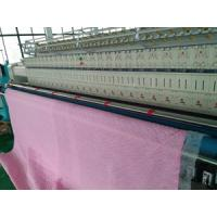 China computerized quilting embroidery machine on sale