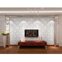 Cheap Wall Art Modern Style Home Decor Wallpapers / 3D Wallpaper For Home Wall TV Background for sale
