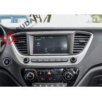 Quality Built In Wifi Pure Android Auto Car Stereo Car Head Unit For Hyundai Solaris Verna 2017 wholesale
