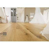 Cheap Bespoke 20/6 x 300 x 2200mm ABC grade Oak Engineered Flooring for Royal Wedding Dress Pavilion in UK for sale