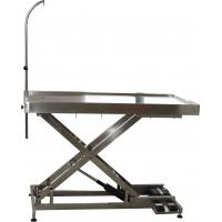 Quality Foldable Veterinary Surgery Table For Clinic Examination With Electric Operating wholesale