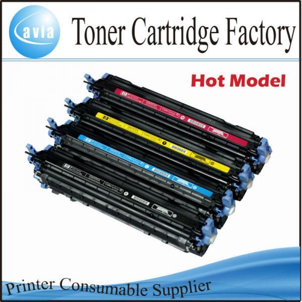 Cheap Laser Color New Toner Cartridge Q6000A Q6001A Q6002A Q6003A Series for HP 2600 for sale
