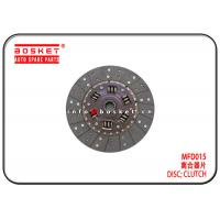 China MFD015 Clutch Disc Isuzu Truck Engine Replacement Parts High Duablity on sale