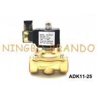 China ADK11-25A / 25G / 25N CKD Type 2 Port Pilot Kick Solenoid Diaphragm Valve G1'' Inch NC Type on sale