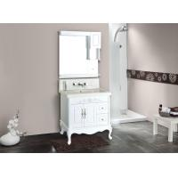 Quality wall vanity antique classical bathroom furniture sink wholesale