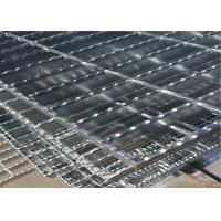 Quality Customized 30x3 Serrated Steel Grating With Twisted Bars Low Carbon Swage Locked wholesale