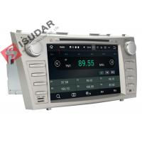 Quality Mirrorlink Toyota Camry Sat Nav , 8 Inch In Dash Dvd Player Support HD 1080p Videos wholesale