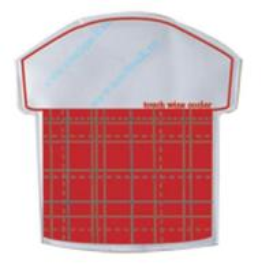 Quality Gel bottle cooler (T shirt shape) wholesale
