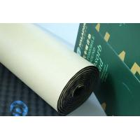 Quality Easy Install Sound Absorption Pad Self - Adhesive 8mm Closed Cell Rubber Foam wholesale