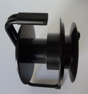 Quality Portable plastic fiber optic cable reel handed-held plastic optical fiber cable reel wholesale