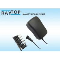 Quality Ac To Dc Wall Adapter Power Supply 12v 1a For Router , 1.2m Dc Cable wholesale