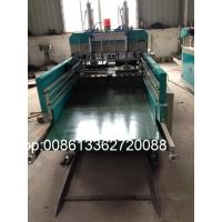 Cheap Double Deck T Shirt Bag Making Machine Plastic Bag Making Equipment With PLC Control for sale